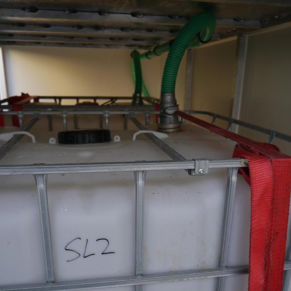 Kanalsanierung im Flüssigverfahren